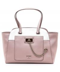 Guess women's powder pink bag 22 VG493423 LTR
