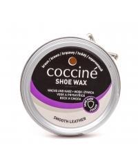 Shoe wax Coccine - pasta i żywica brązowa 26 55 32 40 14