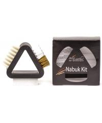 Trójkąt do nubuku - Nabuk Kit  - Zestaw do czyszczeia nubuku 26 621 51 52