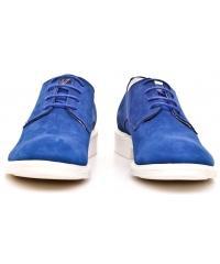 Półbuty Męskie Armani Jeans Niebieskie 30 C6587 93 R8 BLU