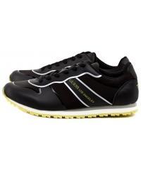 Sneakersy Męskie GUESS Czarne 22 FMJUS1 ELE12 BLACK