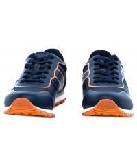 Sneakersy Męskie GUESS Granatowe 22 FMJUS1 ELE12 NAVY