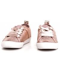 Sneakersy Damskie GUESS Pudrowy Róż JOLIE FLJLI1 LEL12 NUDE