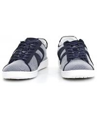 Sneakersy Męskie Armani Jeans Biało-Granatowe 30 935068 7P427 36435 BLUE 1541