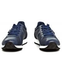 Sneakersy Męskie GUESS Granatowe JARNO 22 FMJAR2 FAB12 DBLUE