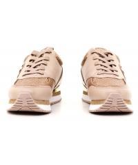 Sneakersy Damskie GUESS Pudrowy Róż RIMMA 22 FLRIM3 LEA12 NUDE