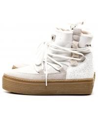 Śniegowce Damskie GUESS Białe CLAUDIA FLCLD4 ELE10 WHITE