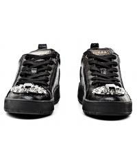 Sneakersy Damskie GUESS Czarne DAFNE FLDAF4 LEL12 BLACK