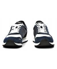 Sneakersy Męskie Emporio Armani Granatowe 45 X4X215 XL200 A034 BLUE