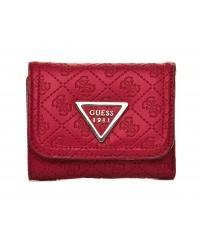 Portfel Damski GUESS Czerwony LYRA SLG SWSG71 00430 RED