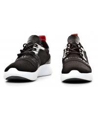 Sneakersy Damskie Calvin Klein Jeans Czarne Meryl RE9809 Black