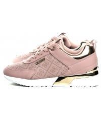 Sneakersy Damskie GUESS Różowe MARLYN FL5MRL FAL12 BLUSH