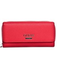 Portfel Damski GUESS Czerwony WEST SIDE SLG SwVG71 72620 RED