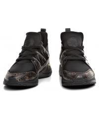 Sneakersy Damskie GUESS Czarne BAILEEN FL7BAI-FAB12 BLKBR