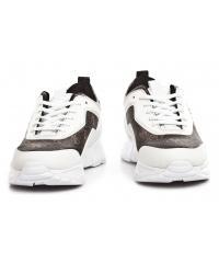 Sneakersy Damskie GUESS Białe TERAIN7 FL7TE7 FAL12 BRWHI