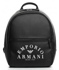 Plecak Męski Emporio Armani Czarny Y4O165 YFE5J 83896 BLACK