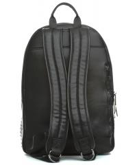 Plecak Unisex GUESS Czarny M LION 22 HM6761POL94 BLA