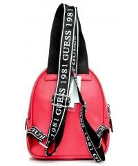 Plecak Damski GUESS Czerwony HAIDEE GL75 8632 RED