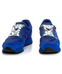 Sneakersy Damskie Emporio Armani Niebieskie X3X058 XM264 R733 Bluette